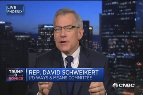 Rep. Schweikert: Despite GOP bill failure, there's still committment to lowering premiums