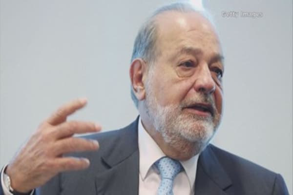 Carlos Slim teams up with the Chinese to get around Trump
