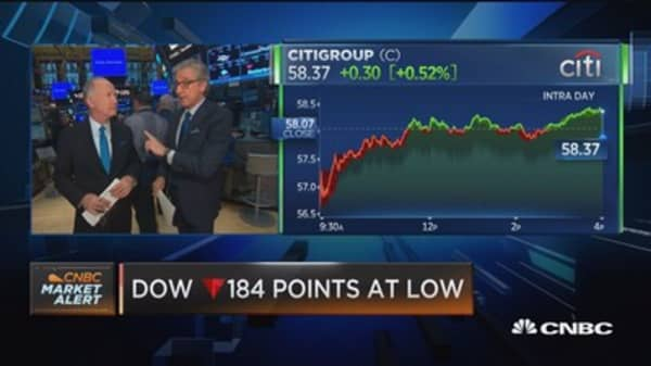 Pisani: Investors are picking at the bottom, and it's an optimistic sign