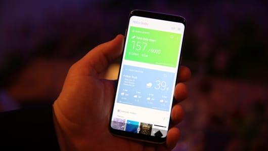 CNBC: Galaxy S8