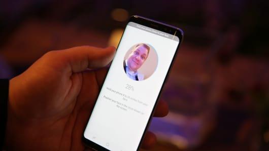 CNBC: Galaxy S8 2