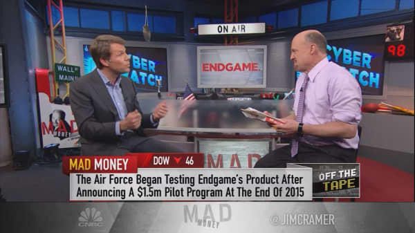 Endgame CEO Nate Fick finds 'a real deterrence failure' in US cybersecurity policy