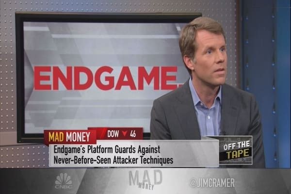 Endgame CEO: There's a real deterrence failure in cybersecurity