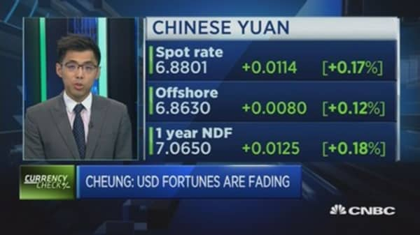 Markets more neutral on USD: Strategist