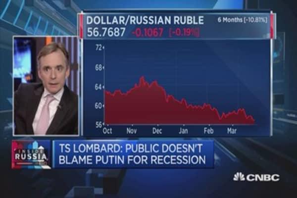 Furor over Russia in Washington DC more about domestic politics: Researcher