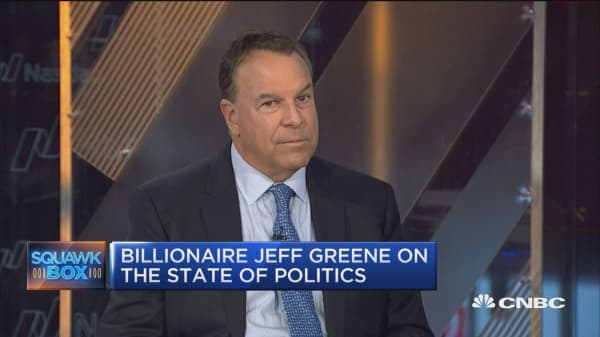 Jeff Greene: Good things and bad things on Trump administration