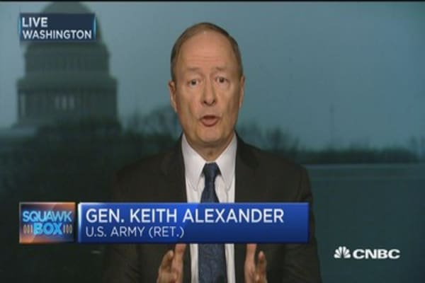 Fmr. NSA director: How we need to protect businesses from cyber threats