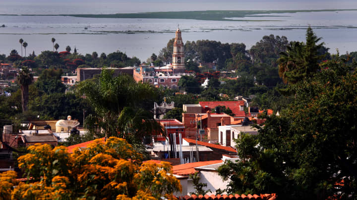 Lake Chapala has the highest expat population outside the United States according to proud 'locals.' The area is filled with exclusive gated communities filled with transplants from Canada and the US, most of whom speak little or no Spanish.