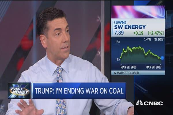 Buyer beware: Coal stocks?