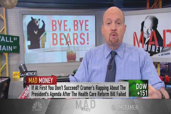 Cramer: Why it might be time for you to unfollow @POTUS