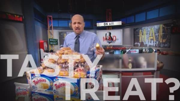 Cramer Remix: Why Hostess could be too risky for your taste