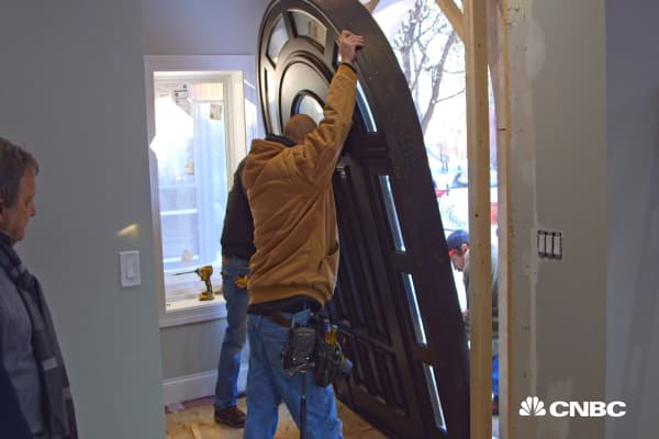 Real estate mogul: Why your home's finishes, and even a $16,500 door, is worth it