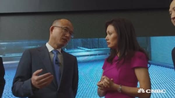Finding capital to invest outside China not a problem: Fosun