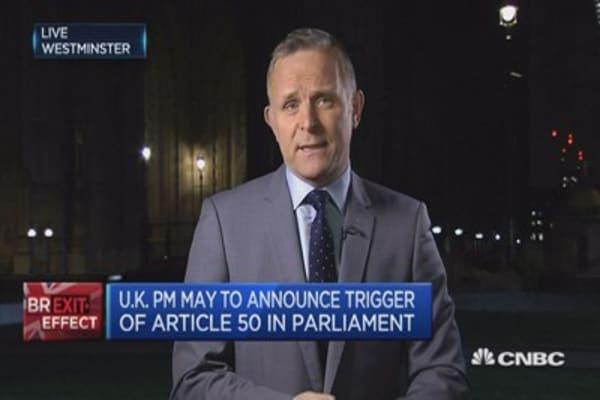 Markets won't get Brexit detail short term