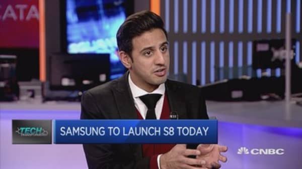 What we know about Samsung's S8 launch