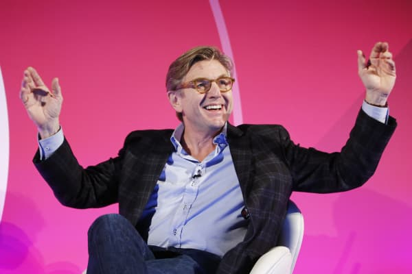 Keith Weed, Unilever's chief marketing officer, speaking at Advertising Week Europe in London on 20 March 2017