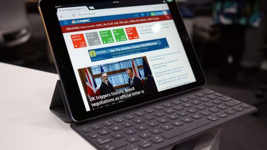 CNBC: iPad Pro 9.7