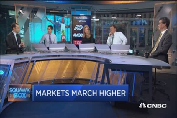 Strategists: Here's what investors are watching from Washington
