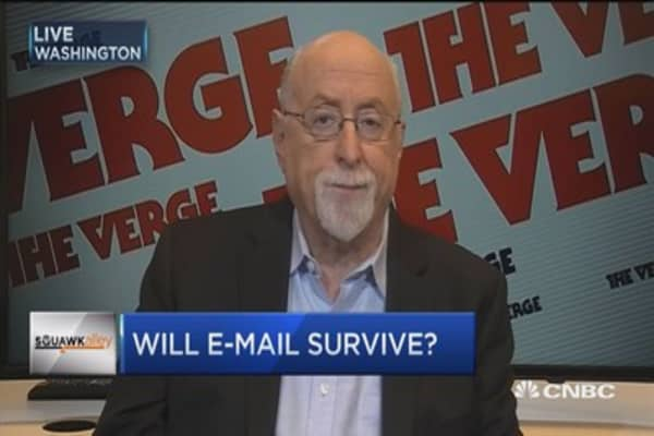 Will email survive?