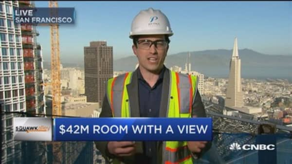 $42M room with a view