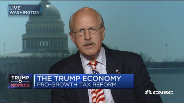 Former U.S. Comptroller: More bipartisan support for business tax reform