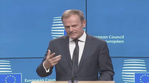 The EU repsonds to the Brexit letter