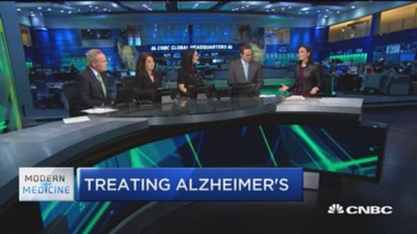 Shedding light on Alzheimer's