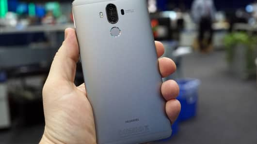 CNBC: Huawei Mate 9
