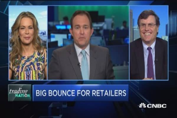 Trading Nation: Big bounce for retailers
