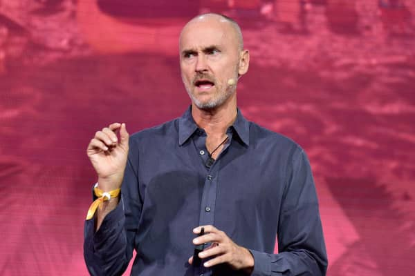 Head of Global Hospitality & Strategy, Airbnb, Chip Conley