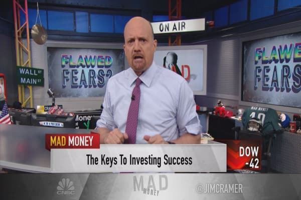Cramer's rules for spotting high-quality stocks as a DIY investor