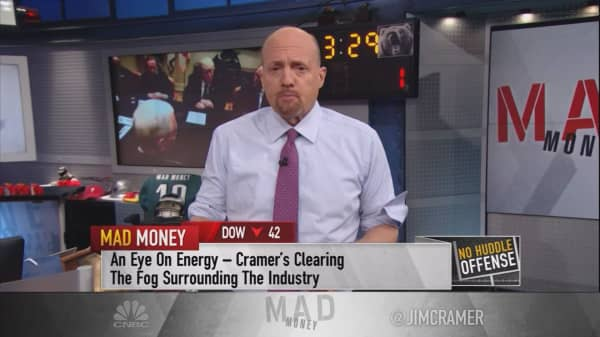 Cramer: Why coal won't be saved – even with Trump's energy agenda