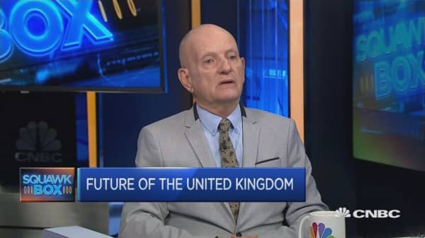 Biggest economic loser of Brexit? The UK