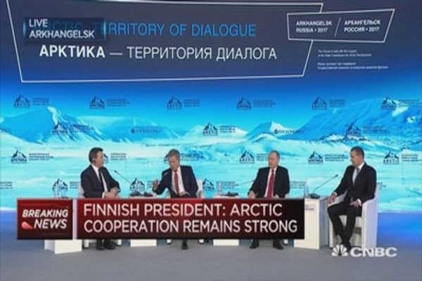 Finland would be an appropriate venue to meet Trump at: Putin
