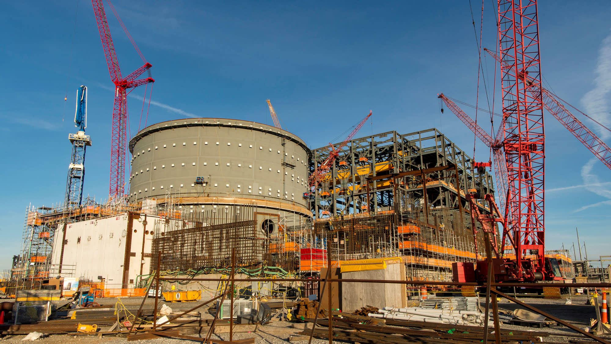 Huge Nuclear Cost Overruns Push Toshibas Westinghouse Into Bankruptcy
