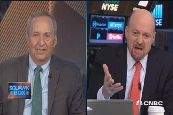 Cramer: NAFTA backoff a reason the peso could continue to climb