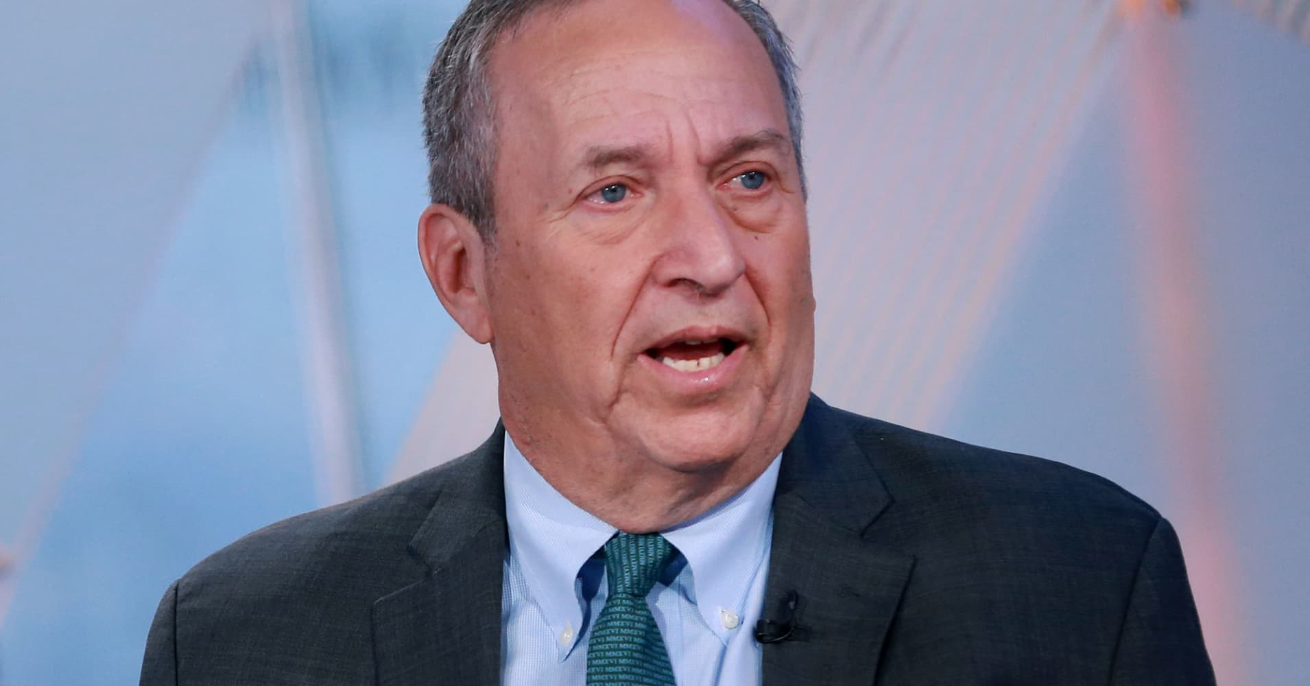 I never imagined a White House 'right of Exxon' on climate, says Larry Summers