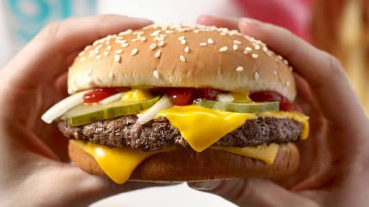 McDonald's Corporation (NYSE:MCD) Earning Somewhat Positive News Coverage, Report Finds