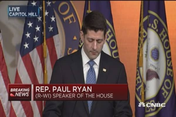 Paul Ryan: Our actions to save jobs