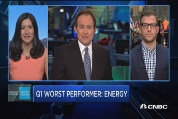 Trading Nation: Q1's worst performer