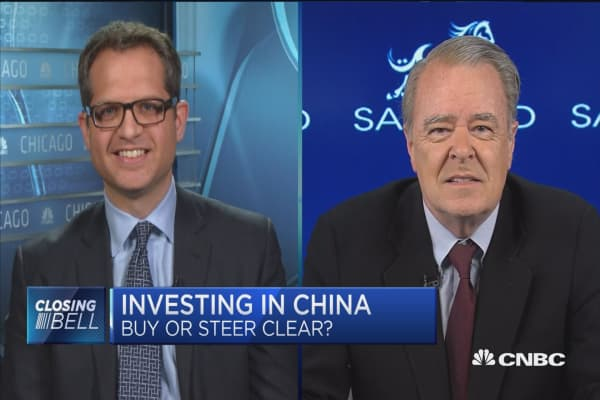 Investing in China: Buy or steer clear?
