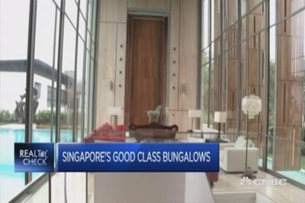 Singapore's luxury homes