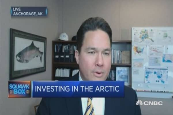 Investment prospects in the Arctic