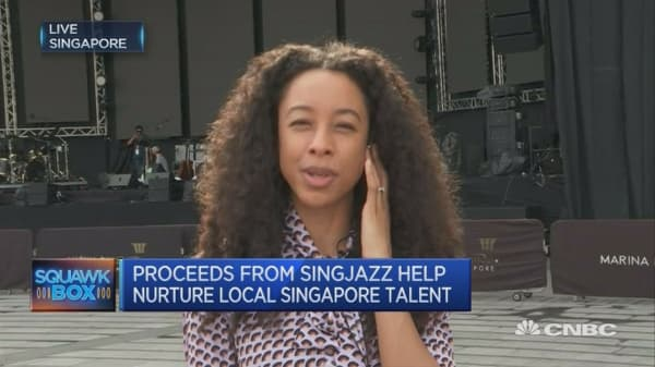 Corinne Bailey Rae on the jazz movement in Asia