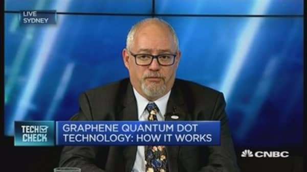Just what are quantum dots?