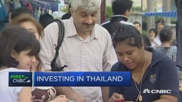 Investing in Thailand for 'the good life'
