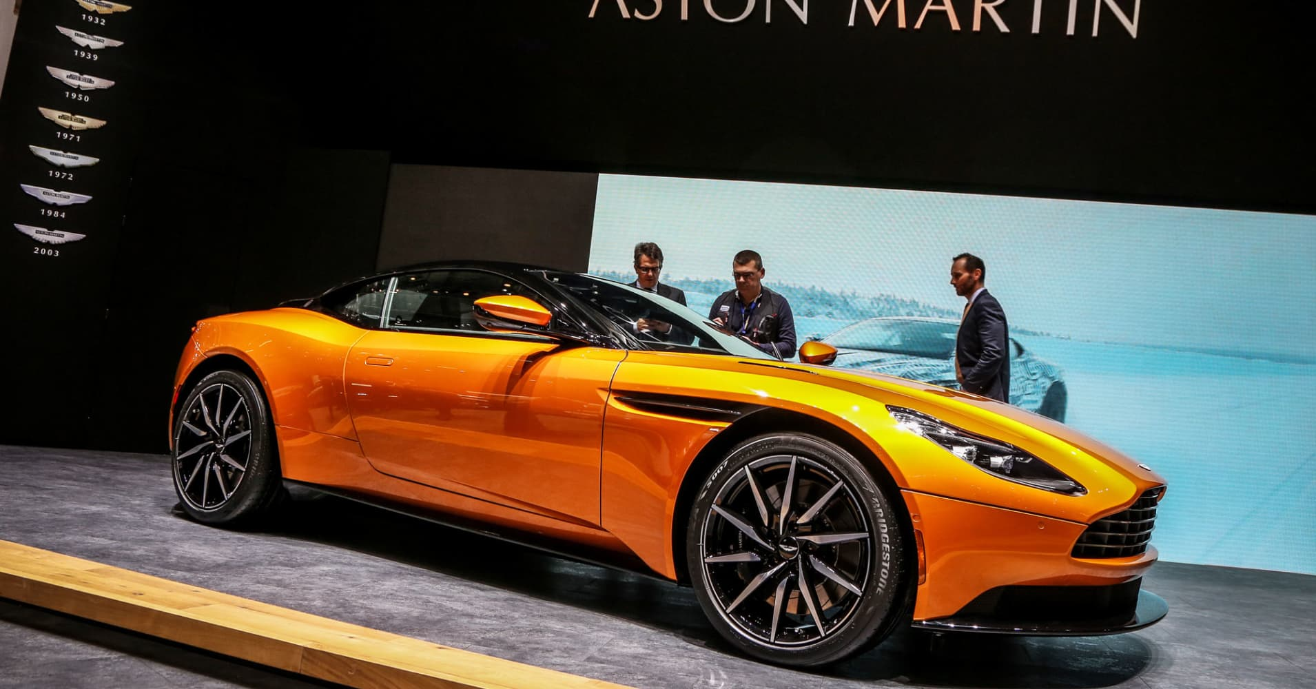 Aston Martin CEO: 'We've seen this explosion of growth in China'