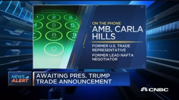 How much power Trump has on NAFTA: Fmr. US trade rep.