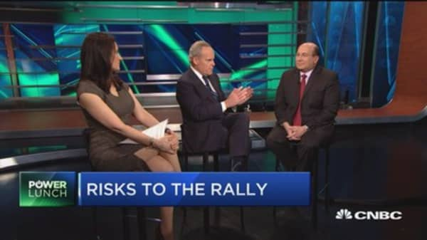 Trump's agenda on the markets looks great: Farr