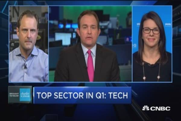 Trading Nation: Analyzing tech past the Q1 win